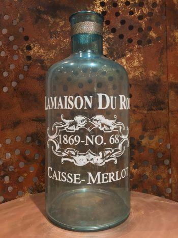 Glass Bottle – 1869
