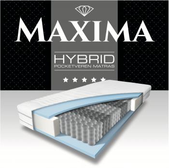 Maxima Hybrid Mattress