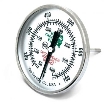 Big Green Egg – Temperature Gauge – 2″ Dial