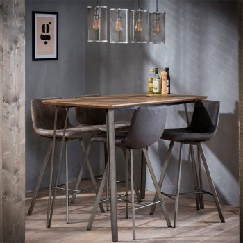 Bar Table 140 X 70 V Leg