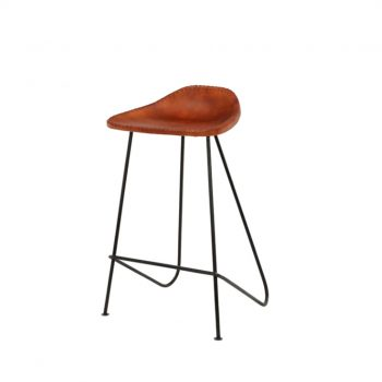 Bar Chair – Vintage Leather