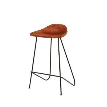 Bar Chair – Vintage Leather