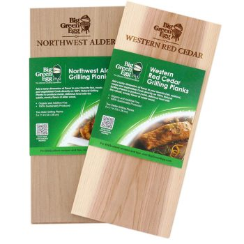 Big Green Egg – Grilling Planks