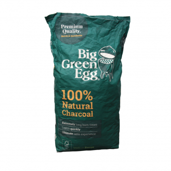 Big Green Egg – 100% Natural Charcoal