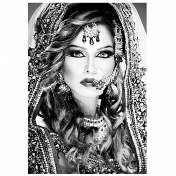 Indian Bridal – Wall Art