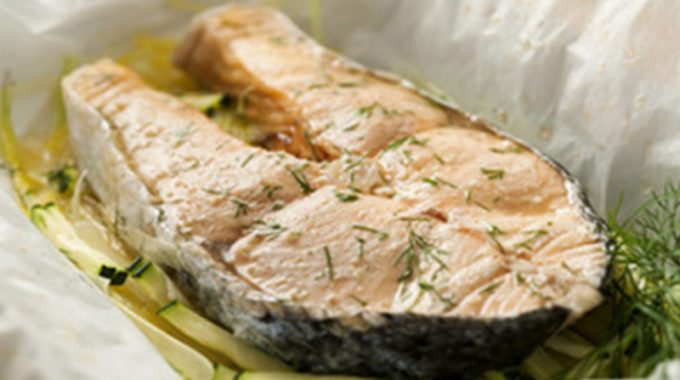 Recipe Of The Week – Salmon And Papilotte