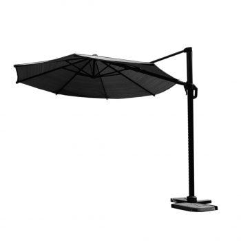 Coolfit Overhanging / Cantilever Parasol – Round