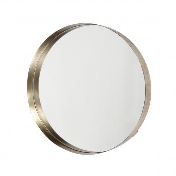 Mirror Raised Edge Ø50cm