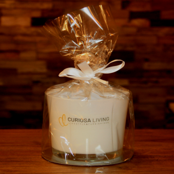 Curiosa Scented Candle Gift