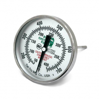Big Green Egg – Temperature Gauge 2XL, XL, L