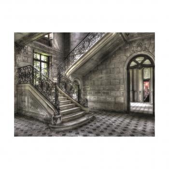 Cour, Stairs Left/right Open Door – 180 X 120