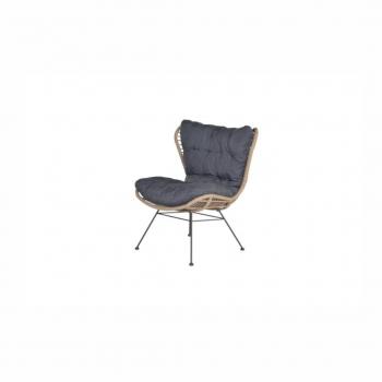 Libelle Relax Chair – Natural / Reflex Black