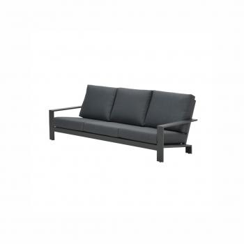 Lincoln – 3 Seater – Carbon Black / Reflex Black