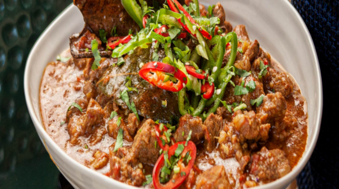 Nepalese Goat Curry