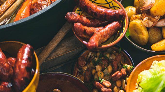 Madrilenian Stew