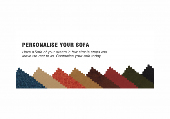 Customise Your Own Sofa