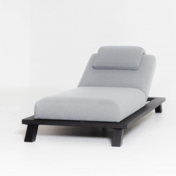 Crystal Daybed – Flow, Lead Chine