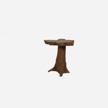 Mini Table Bintang Natural 50x60x50
