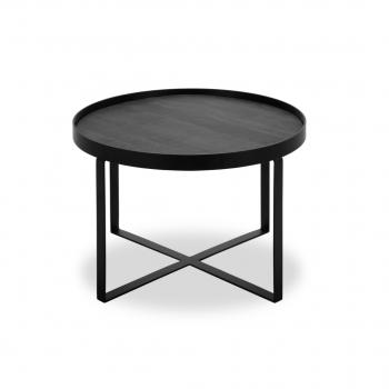 Coffee Table – Hunt 003 – Mango Black – Matt Black