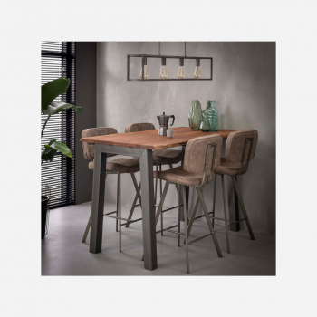 U-Shaped Metal Legs For Table Tops