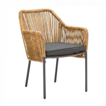 Baleric Natural Dining Chair