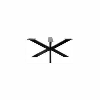 Crossed Metal Legs For Table Tops