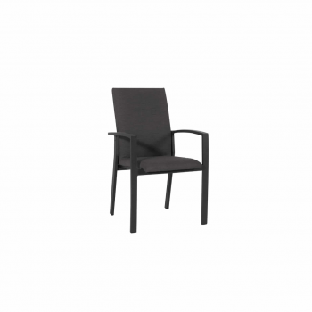 Flow Cozy Dining Chair – Sooty