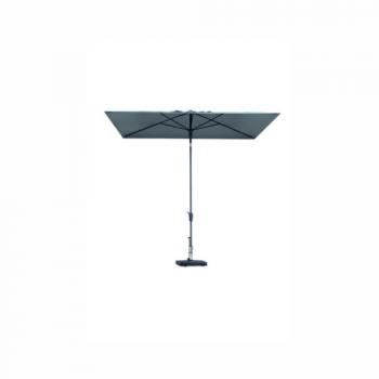 Parasol Mikros Luxe 200×300 Light Grey