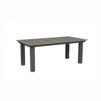 Parkland Dining Table Vintage Grey 200x100x76H