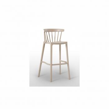 Bar Chair – Toscana Tortora